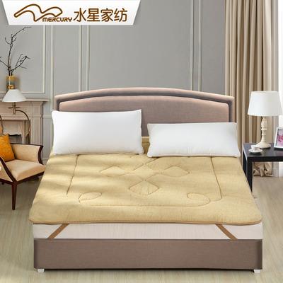 羊毛保暖床垫爆款