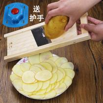 龙江土豆片切片器土豆刨片器切菜神器可调节切片厚度烧烤串串火锅