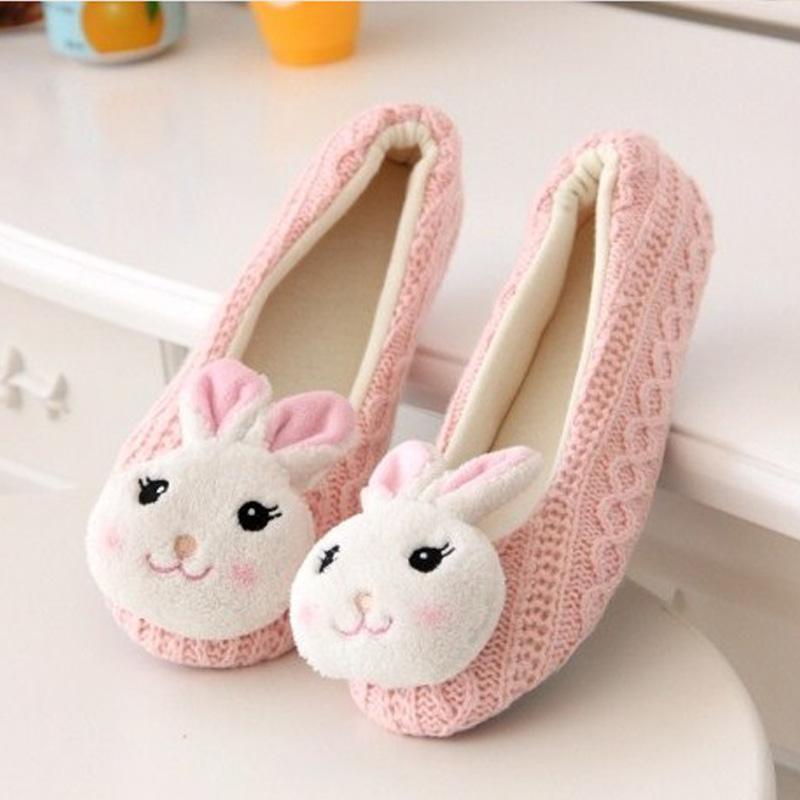 慈颜萌猫萌兔韩版居家月子鞋孕妇鞋舒适柔软春秋季HJJ029
