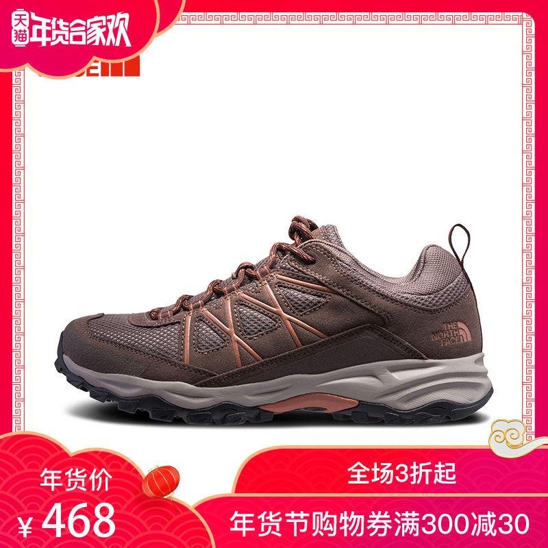 【經典款】TheNorthFace北面登山鞋男北面徒步鞋男秋冬上新|3K49