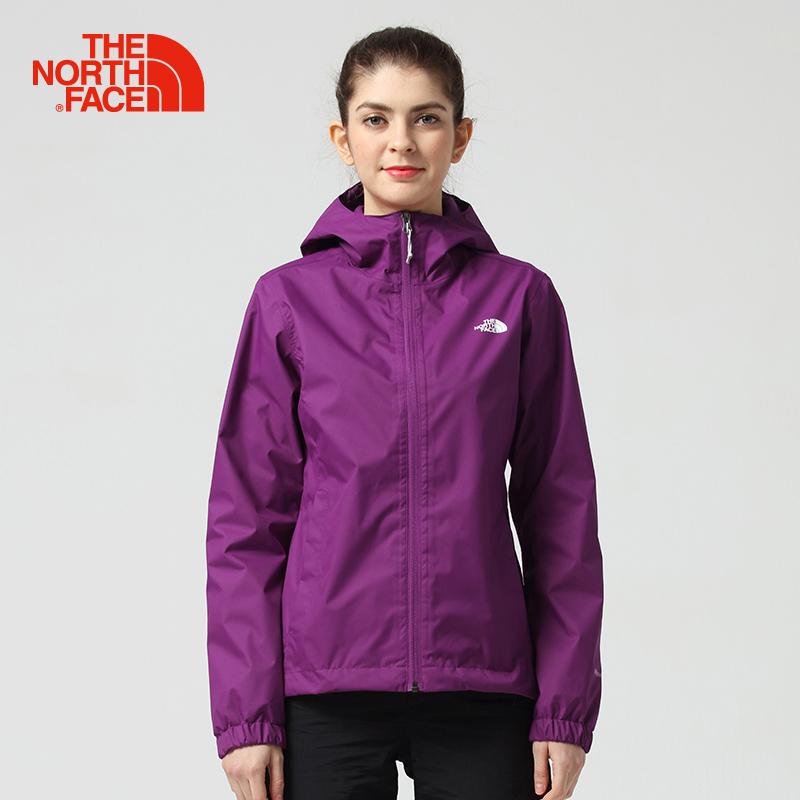 【经典款】TheNorthFace北面新品女户外防水秋冬冲锋衣外套|3L8L