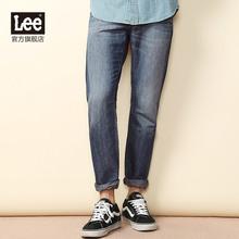 深色水洗L12726Y705AT 男士 商场同款 牛仔裤 2017新品 Lee男装