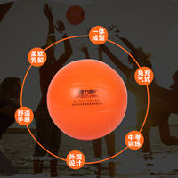 Soft volleyball test students training special ball sponge volleyball soft non-inflatable dodge ball volleyball soft row