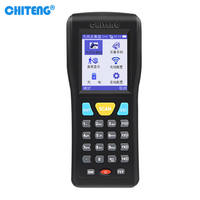 Chi Teng CT1000 inventory machine wireless scanner bar code data collector two-dimensional pda handheld terminal ERP scan code gun invoicing book warehouse out of the supermarket logistics express bar gun