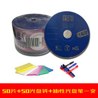 Clearance Ride RIBEST DVD-RW 25-Pack Rewritable DVD Burn Disc DVD Blank Disc