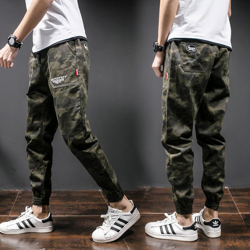 个性男潮款长裤