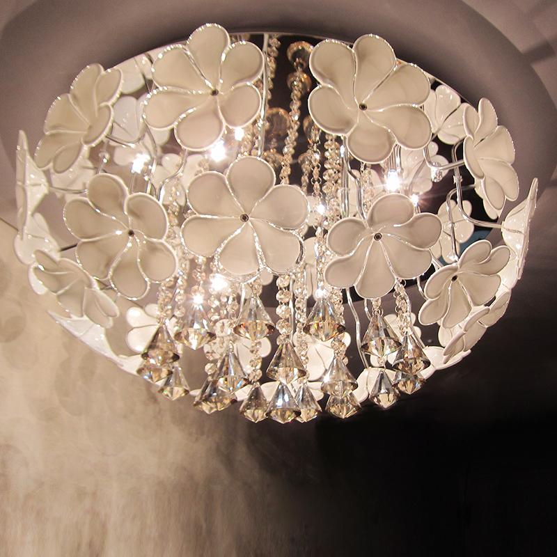 客厅灯花朵灯