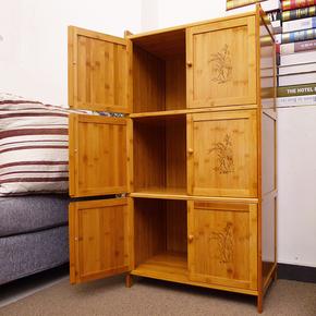 餐边柜现代简约储物柜茶水柜收纳柜客厅厨房置物架落地多层收纳架