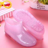 Children baby child primary school children's rain boots rain boots waterproof shoes rubber shoes boys girls princess cute slip
