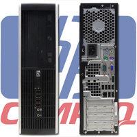 惠普/HP 6005 小机箱电脑主机强劲双核/四核AM3准系统静音