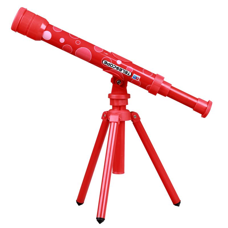 小天才望远镜玩具 儿童玩具科教天文望远镜  科学教具3-6-9