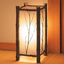 【万鸿手工】客房竹灯和室灯落地灯日式灯榻榻米灯竹枝灯WDLT4-7M