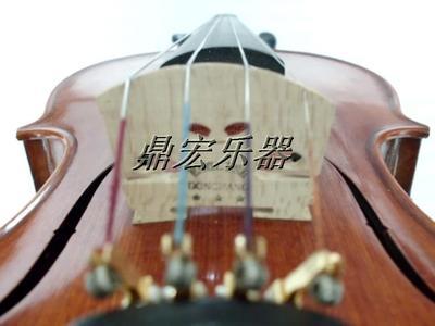 进口欧料纯手工小提琴