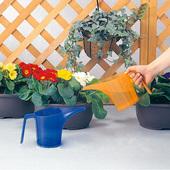 洒水壶喷壶浇花壶浇花壶浇水壶花园洒水壶园艺工具水壶 日本进口
