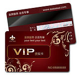 Magnetic Strip Card 10-15 Days Delivery Number Card Storage Value Card Discount Card Imported Magnetic Strip