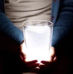 浪漫牛奶杯灯 台湾热销 创意牛奶杯 家居精品(2款可选)
