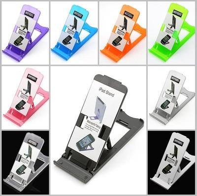 通用型 苹果ipad2 3 iphone7 6S 6平板电脑 手机透明水晶便携支架十大品牌
