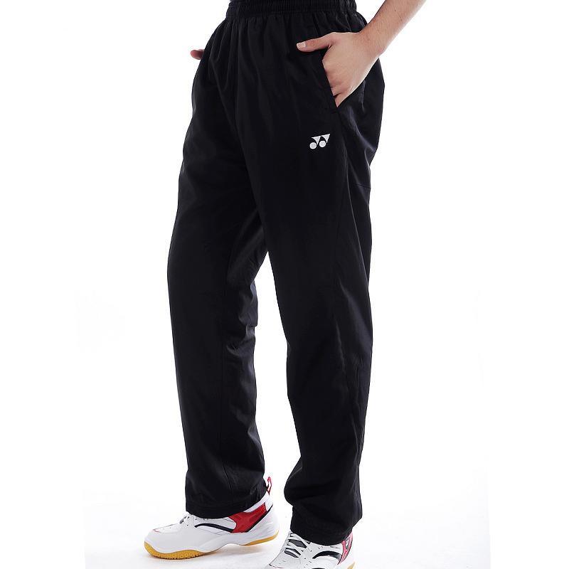 正品 Yonex 羽毛球服 尤尼克斯运动长裤80037 男 运动长裤