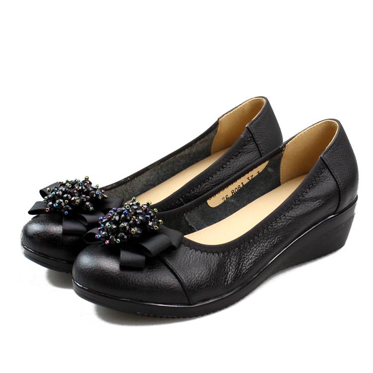 特大码水晶鞋