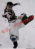 Mongolian costumes, men, Mongolian dance costumes, singing costumes, minority stage costumes