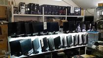 四核组装机网吧整机全套I5寸液晶显示器独显27二手电脑台式主机