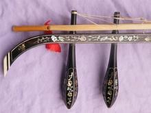 乌木贝雕椰胡弦轸弦轴椰胡轴椰胡配件潮州乐器拍配件专用链接