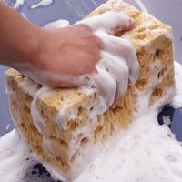 洗车海绵 海棉工具 吸水海绵块 不伤车漆 高密度擦车珊瑚海绵刷