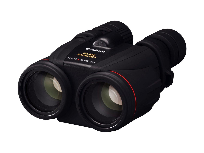Canon/佳能 10X42L IS WP 稳像仪 防水IS防抖双眼望远镜 日本直邮
