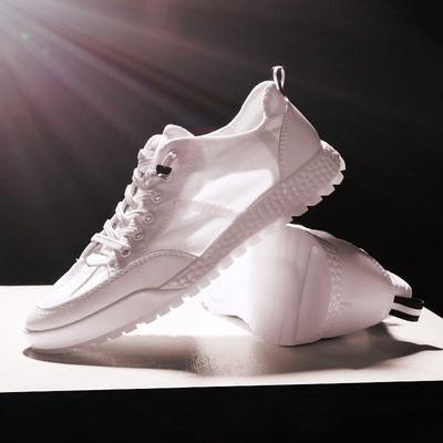 2018新款小白鞋男鞋韩版超薄百搭透气青春潮流板鞋男款白色运动鞋