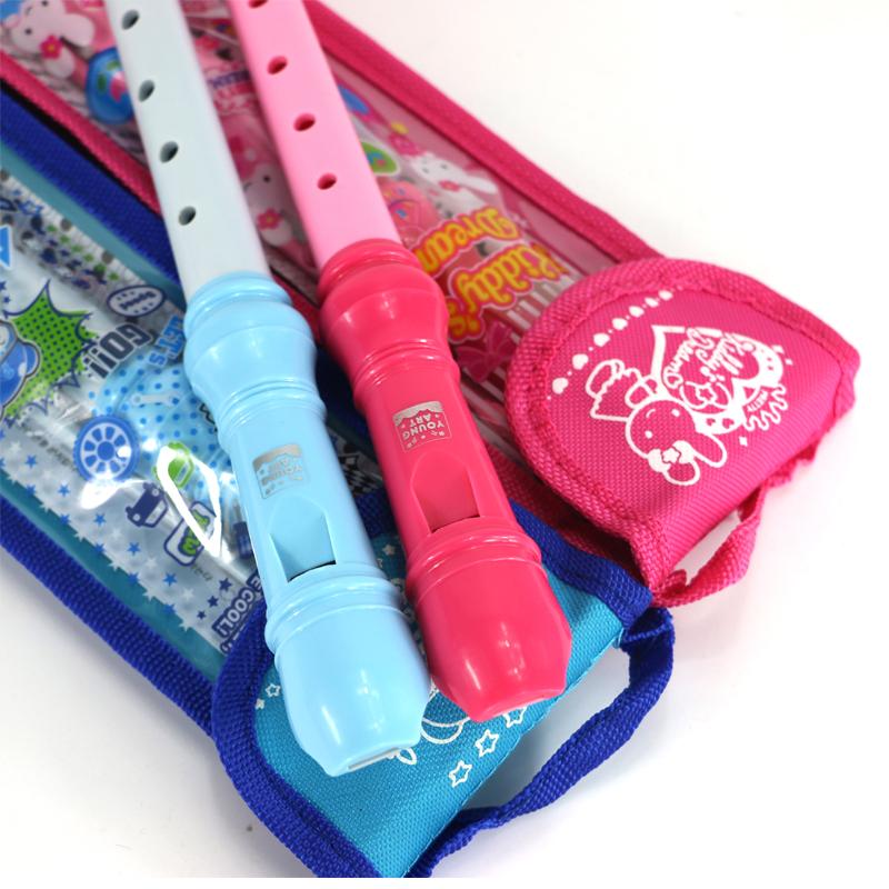 韩国YOUNGART德式8孔儿童教学型竖笛口哨笛子乐器玩具