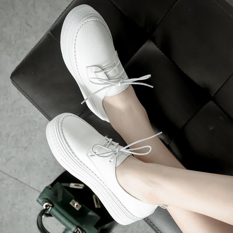韩国单鞋英伦
