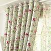 客厅窗帘窗纱帘成品