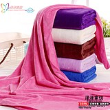 Beauty salon thickening bed big towel was bath towel hotel sweat steaming pedicure shop with tube top than pure cotton absorbent wholesale