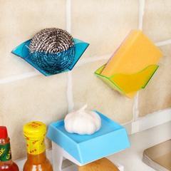 吸盘厨房置物架