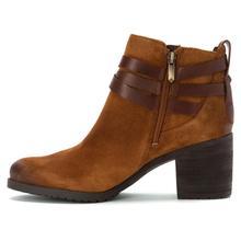 美国直邮SAM EDELMAN 471867女靴皮靴正规ag娱乐官网|官方粗跟靴时尚高跟靴子图片