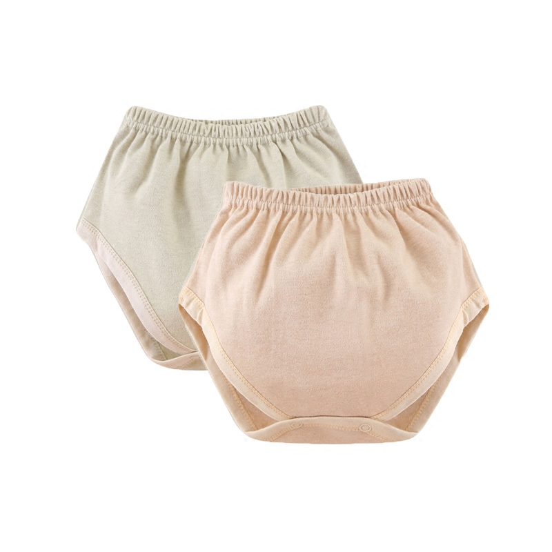 婴儿内裤女6-18个月纯棉网孔夏内 外穿短裤女宝宝0一1岁训练裤男