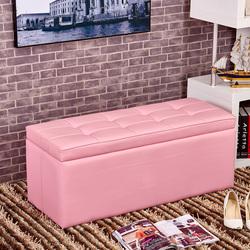 储物凳简约现代鞋柜小沙发凳实木床尾凳时尚长凳子试换鞋凳搁脚凳