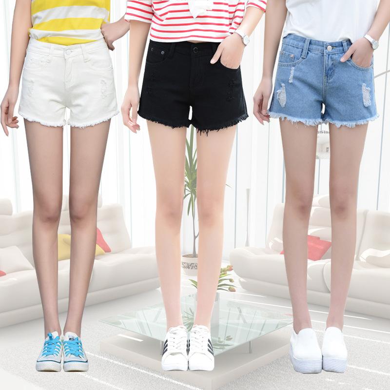 夏季女生短裤