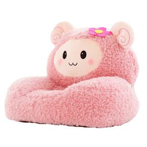 儿童卡通可爱懒人沙发嘟嘟羊小绵羊玩具座椅凳子榻榻米包邮可拆洗