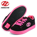 Heelys shoes American genuine spring and autumn new boys single round heelys girls pulley shoes