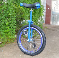 Luowei H04 off-road unicycle thick double-layer aluminum alloy widened off-road tire adult unicycle balance car