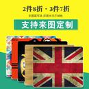 创意韩国卡通鼠标垫小号可爱加厚LOL游戏电脑办公鼠标垫定制广告