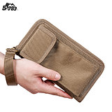 51783 outdoor military fan M9 two in one mobile phone bag wallet long men's clutch bag open tactical accessories package