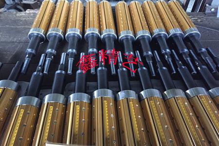 厂家出售 键条气涨轴,瓦片式气胀轴,悬壁式气胀轴(价)