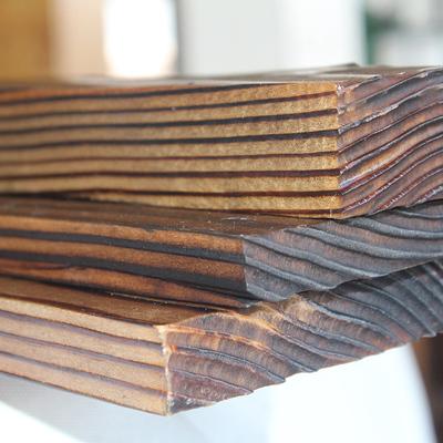 阳台室内户外露台木方防腐木地板木条炭化木板龙骨葡萄架爬藤花架