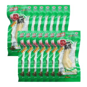 永健 山椒凤爪448g泡椒鸡爪单爪 重庆特产鸡肉零食