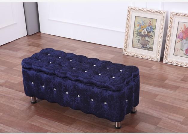 现代简约脚凳沙发凳服装店鞋店换鞋凳衣帽间小凳子搁脚踏