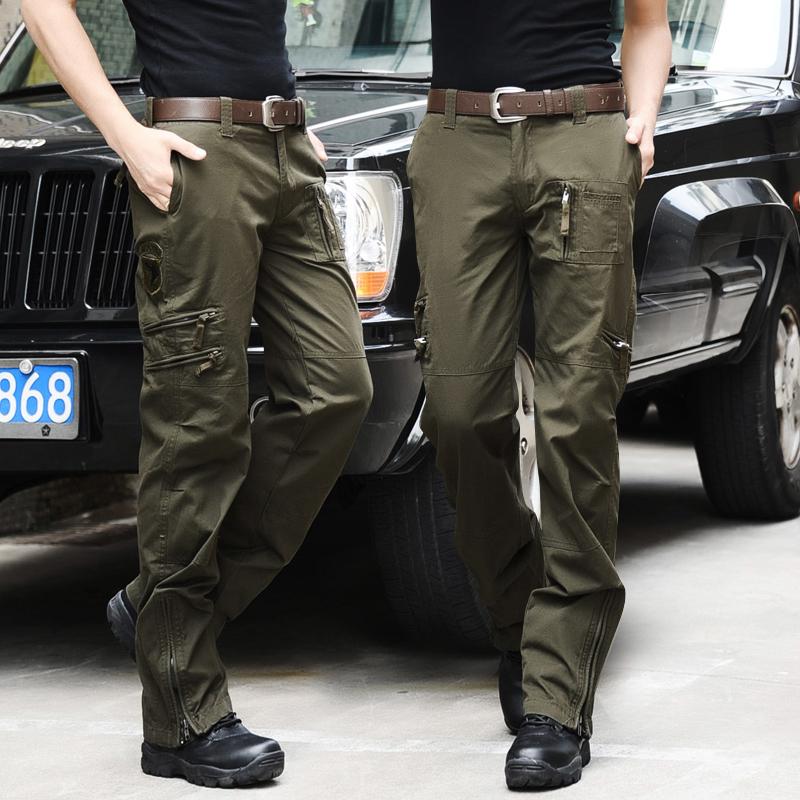 自由骑士军裤男女休闲战术裤宽松多口袋情侣迷彩工装裤男大码长裤