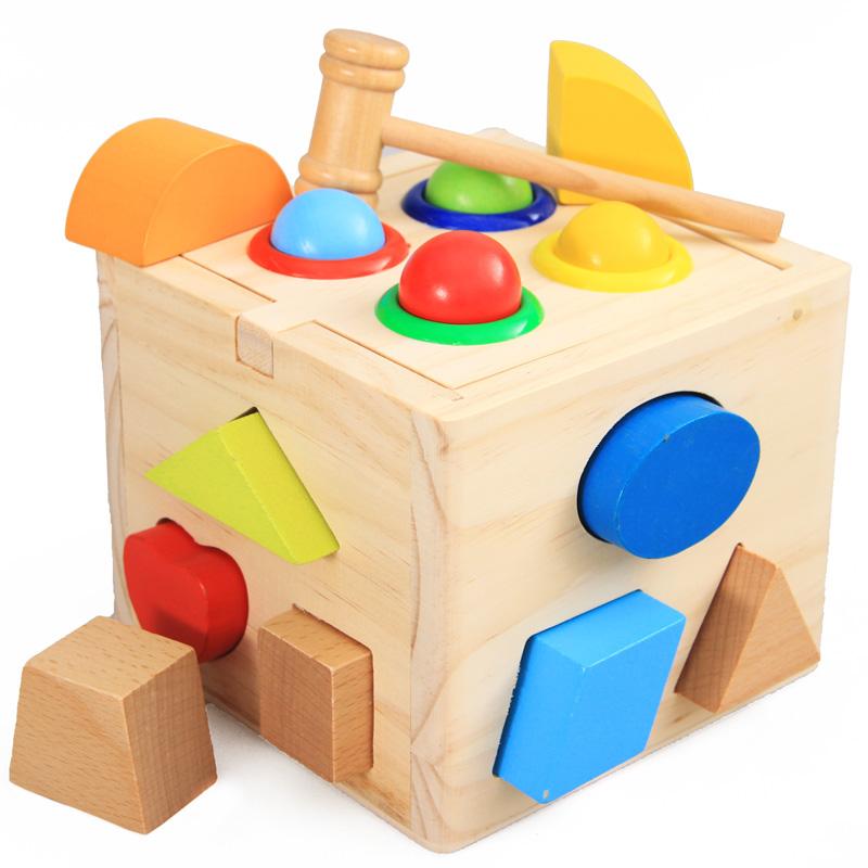 启蒙积木盒
