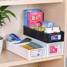 梳妆台化妆品塑料收纳格家用遥控器抽屉整理盒子 日本桌面收纳盒